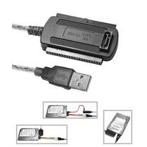 Cable Adaptador Convertidor Disco Duro Ide Sata A Usb 2.0