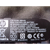 Bateria Hp Smart Array Bbwc 4.8v Y Memoria Cache 512