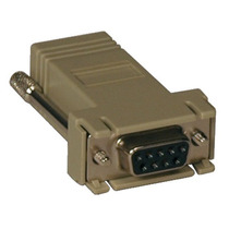 Adaptador Tripplite B090-a9f Usb A Serial +c+