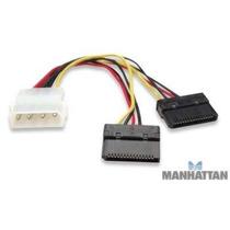 Cable De Corriente Sata En Y, Cable De Energía Sata (349369)