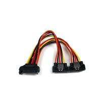 Cable Adaptador Divisor Splitter De Alimentacion Sata Hm4