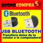 Mini Bluetooth Usb 2.0 100mts 100% Nuevo En Blister Garantia
