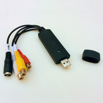 Capturadora De Audio Y Video Usb 2.0 Sabrent Usb-avcpt