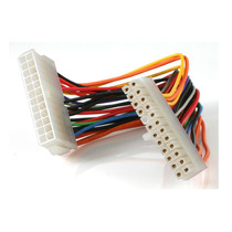 Cable De Extensión Atx 20cm De 24 Pines Atx24powext