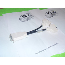 Hp, Dell, Molex Dms-59 A Dual Dvi Video Lcd Y Splitter. Dell