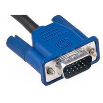 Cable De Video Vga Para Pc Laptop Proyector De 5 Metros !!
