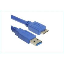 Cable Usb 3.0 A Micro Usb Transmision Datos Disco Duro