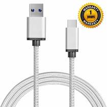 Cable Usb 3.0 A Usb Type C Tipo Cordon Nexus, Macbook, Onep