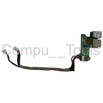 Conector De Usb Y Jack Hp F500 F700 Dv6000 N/p Da0at8tb8f2