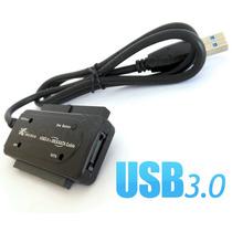 Cable Adaptador Usb 3.0 Sata Ide Convertidor P/ Disco Duro