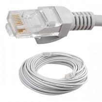 Cable De Red Ethernet Utp Con Conectores 15 Metros