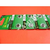 10 Pilas Ag1 364a Alkalina 1.5v Reloj Juguete Calculadora