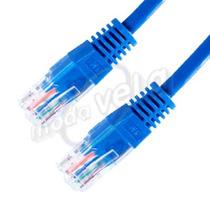 Cable Utp Cat5e 5 Metros, Redes, Computadoras Rj45 Ethernet
