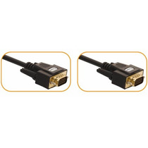 Cable Vga Extension Para Monitor De 15 Mts Chapa De Oro