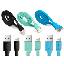 Cable Usb Iphone 5 5c 5s Ipod Touch 5 Usams Planetaiphone