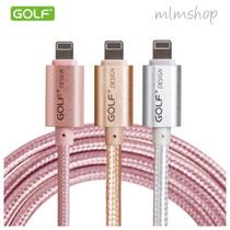 Cable Usb Original Uso Rudo Carga Rápida Iphone 1 Y 2.0 Mts