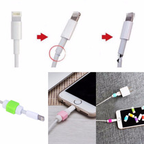 Protectores Para Cable/cargador Usb De Iphone, Ipad, Ipod