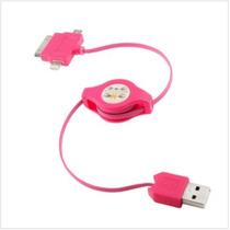 Cable Recarga Su Ipad / Iphone / Ipod / Otro Teléfono