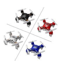 Mini Drone Fq-777, Una Tecla De Retorno, Portatil, Calidad.