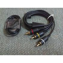 Cable Audio Y Video +cable De Datos Samsung Galaxy Tab P-100