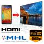Adaptador Hdmi Para Samsung Galaxy S3 S4, Note 3