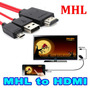 Cable Adaptador Mhl Hdmi Samsung Galaxy