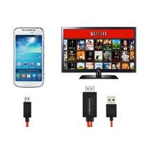 Cybertech Mhl Micro Usb Al Adaptador Hdtv Hdmi Para Samsung