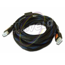 Cable Hdmi 15 Metros Full Hd 1080p, 1080i