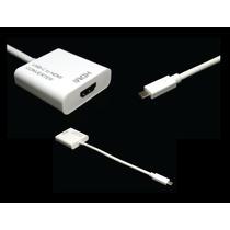 Adaptador Usb 3.1 A Hdmi Full Hd 3840*2160, 1080p, 3d