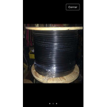 Cable Rg6 Coaxial Por Metro
