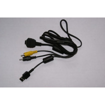 Cable Av /usb Sony Cybershot Serie 70