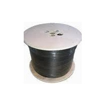 Cable Coaxial Rg6 Carrete 500mts, Rg6, Rg-6