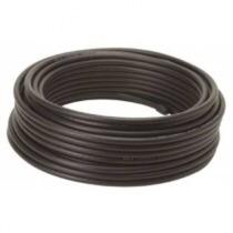 Rollo Con 20 M De Cable Coaxial Rg6, De 75 Ohms Y 50% De Mal