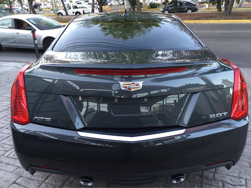 Cadillac Ats 2p Coupé L4 2.0 T Aut 2015