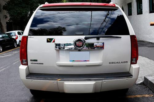 Cadillac Escalade Platino Automatica Awd 2011