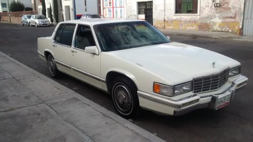 Cadillac Sedan De Ville Mod.1992 ,americano Bonito