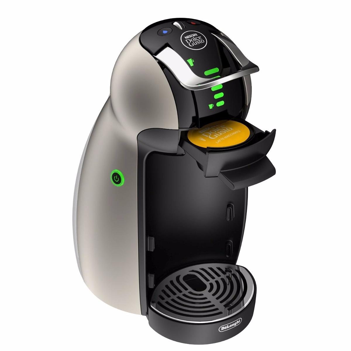 cafetera delonghi nescafe dolce gusto genio coffeemaker. Black Bedroom Furniture Sets. Home Design Ideas