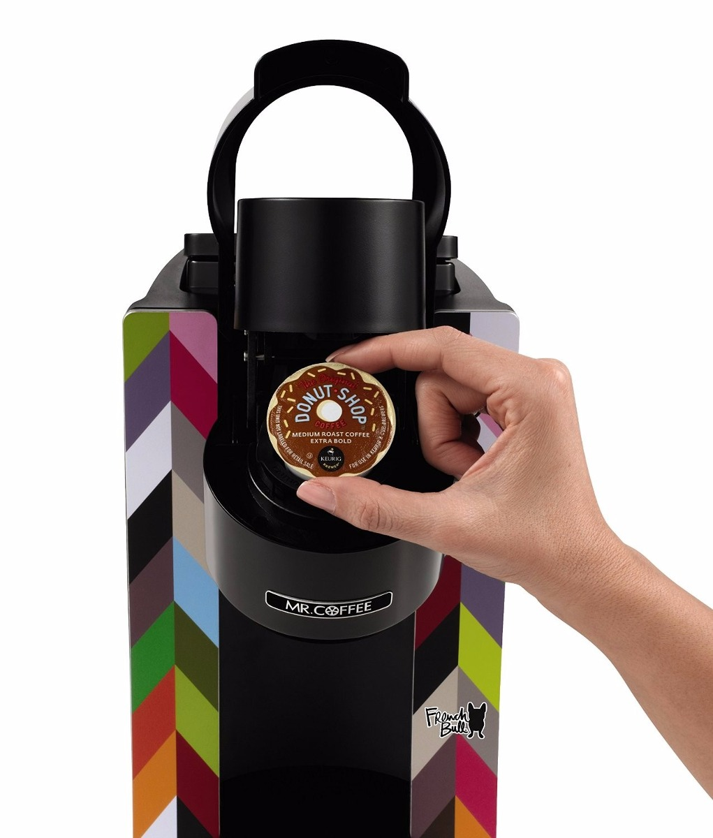 how to clean a mr coffee single serve