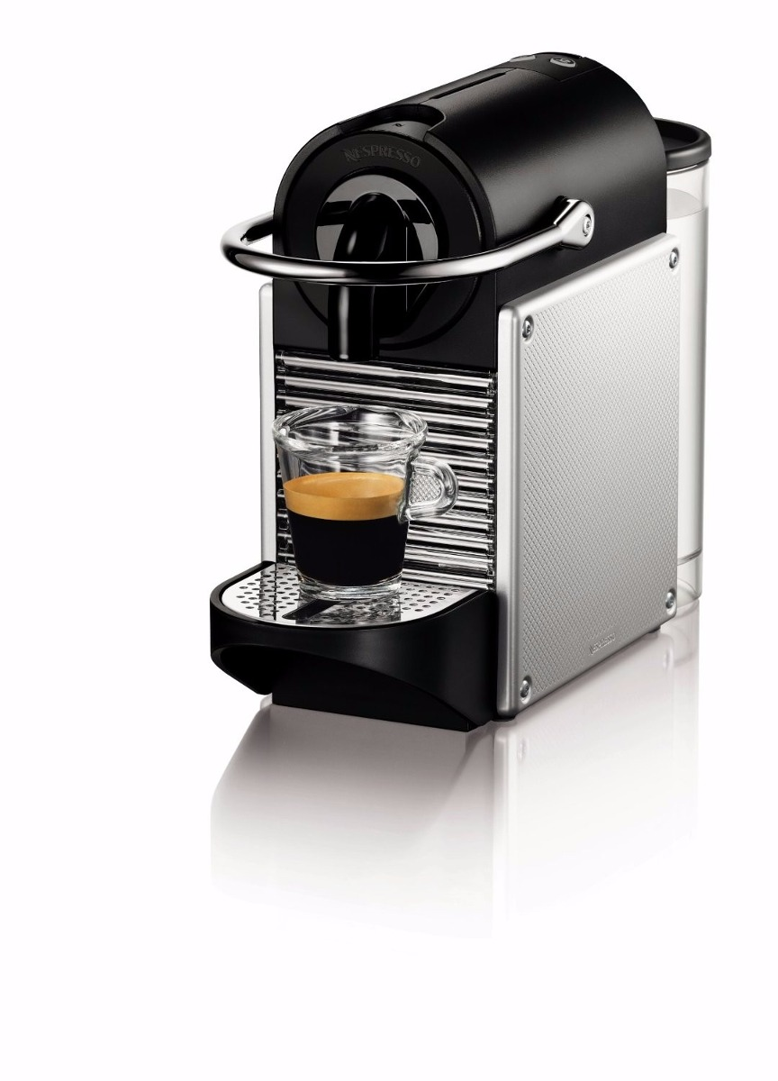cafetera nespresso pixie espresso maker 6 en mercadolibre. Black Bedroom Furniture Sets. Home Design Ideas