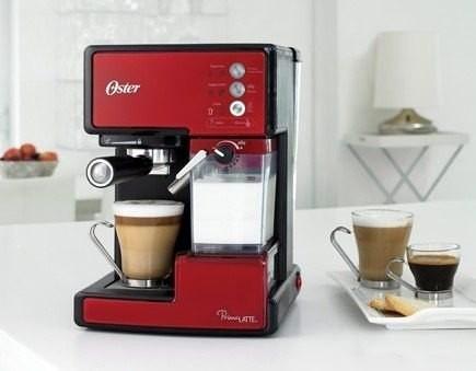 Cafetera prima latte