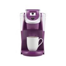 Cafetera Color Violeta Para 1 Taza