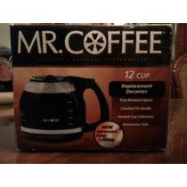 Jarra De Reemplazo Para Cafeteras Mr. Coffee