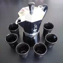 Cafetera Moka Pot - Bialetti Italiana - 6 Tazas