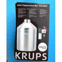 Krups Auto Capuchino Set Xs 6000 Para Maquinas De Expresso