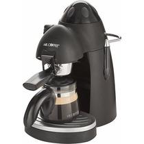 Cafetera De Vapor Para Espresso Mr. Coffee - 4-shot