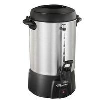 Cafetera Para 60 Tazas En Aluminio