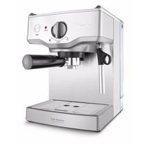 Breville Bes250xl Cafetera Espresso Venezia, Color Acero