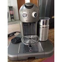 Cafetera Profesional Nespresso Maestria, La Mejor De Todas