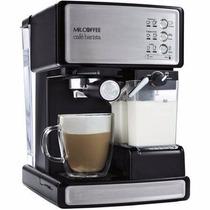 Cafetera Mr Coffee Cafe Barista Capuchino Latte Expresso