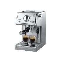 Cafetera Para Hacer Esspresos En Acero Inoxidable